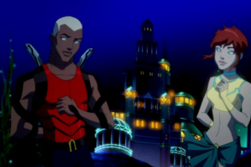 Young Justice Volume Two IMAGE 5