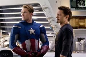 Cap and Stark