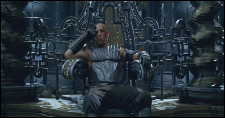 Chron Riddick