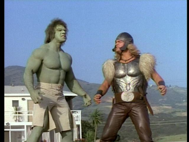 Hulk Thor