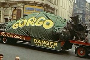 gorgo on a truck
