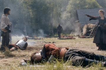 Catherine and Athos 2