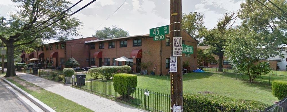 Kenilworth--45th Street and Quarles