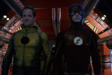 the flash return of the reverse flash header