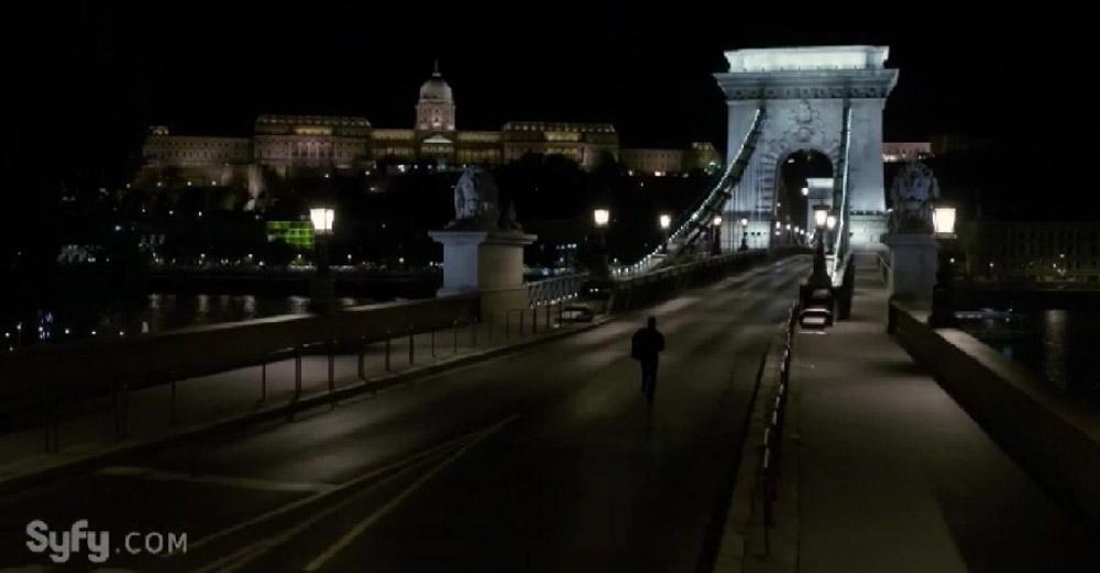 Széchenyi Chain Bridge 1