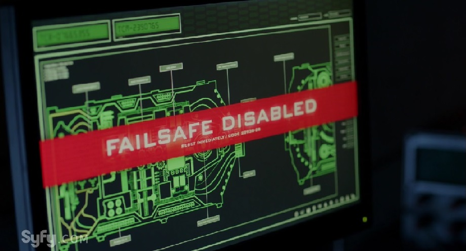 Failsafe Disabled