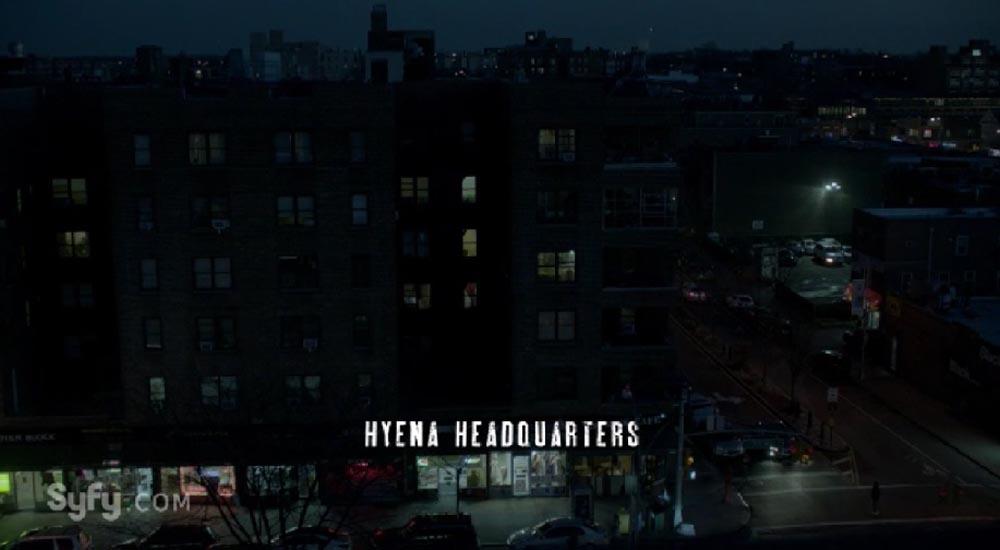 Hyena Headquarters