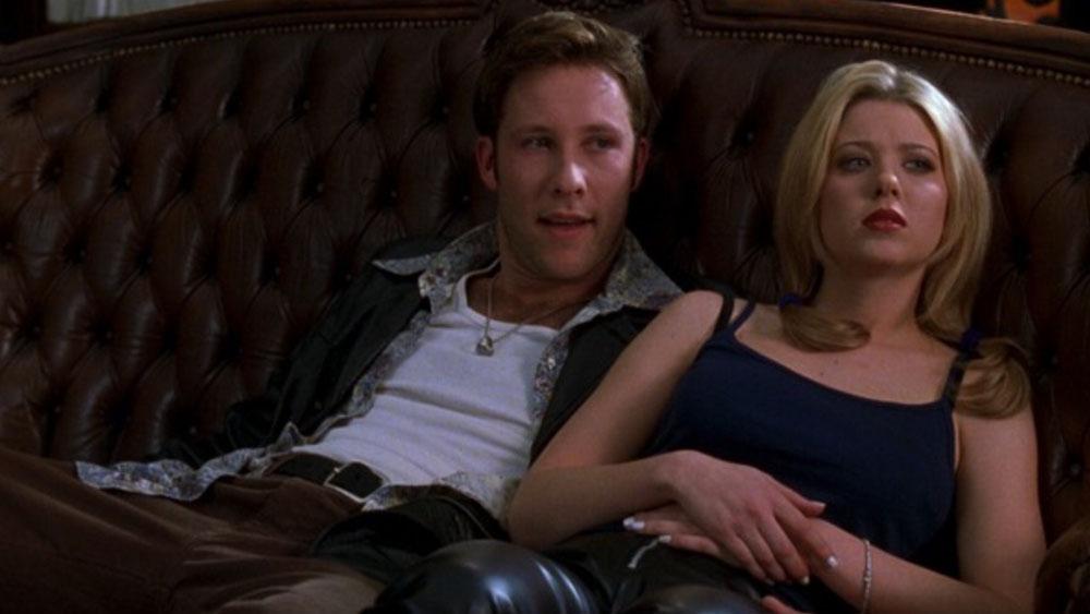 Parker and Sasha opening scene