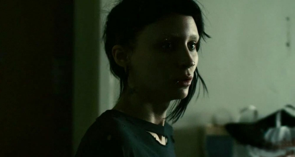The Girl With The Dragon Tattoo English Vs Swedish Films Prof intended for Girl With Dragon Tatto - Tatto top