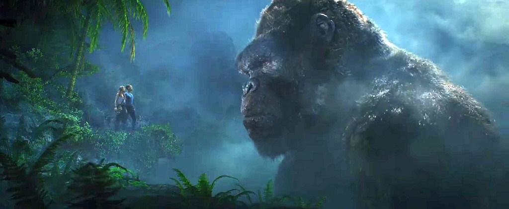 Kong Skull Island Kong The Protector