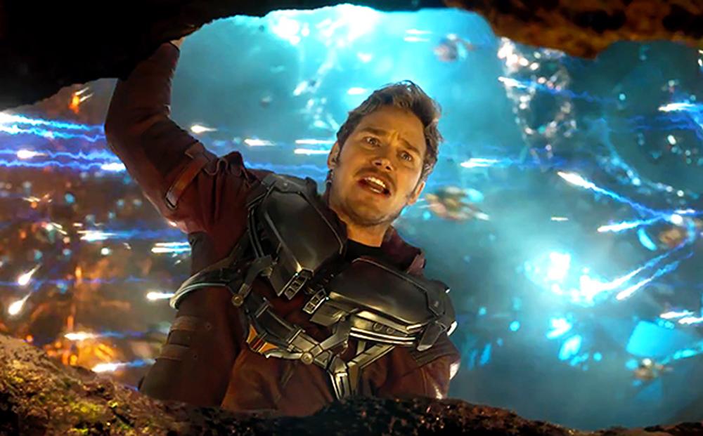 Guardians of the Galaxy Vol. 2 Teaser James Gunn (screen grab) CR: Marvel
